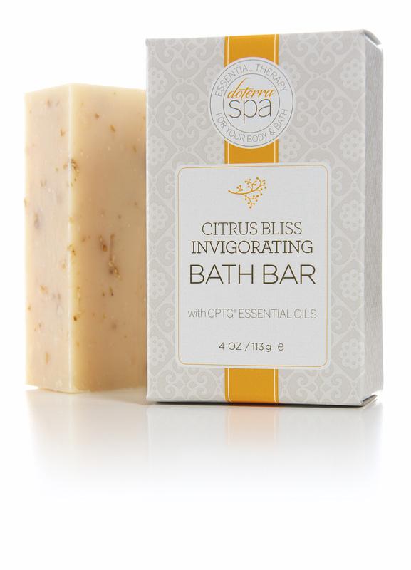 Citrus Bliss Soap Bar