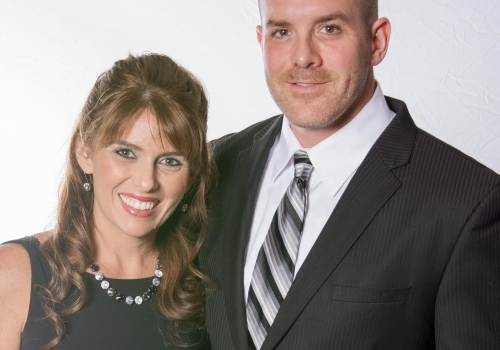 DR. JAMIE AND CHRISTINA BOYER, Pittsburgh