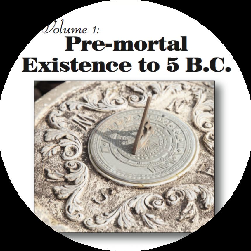 LIFE School k12 Volume 1 Pre-Mortal Existence- 5 B.C.